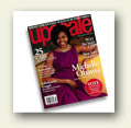Dr Umar on Upscale magazine