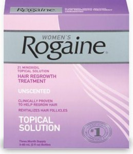 Rogaine may be helpful in reversing traction alopecia.